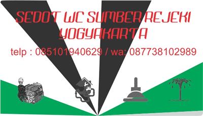 sedot Wc kota Yogyakarta